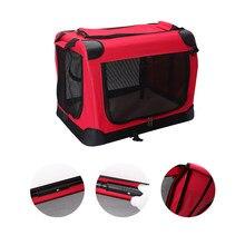 Sac à main de Transport Portable pour chien et chat, sac de voyage pour chiot, maille respirante, petit chien, Chihuahua