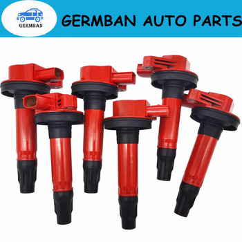 Free Ship! DG549 BL3Z-12029-C 6PCS Ignition Coils for Ford Mustang Edge Flex Fusion Taurus X  Lincoln MKS MKT MKK MKZ