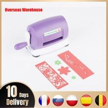 Stanzen Präge Maschine Scrapbooking Cutter Stück Gestanzte Papier Cutter Gestanzte Maschine Hause DIY Präge Stirbt Diy werkzeug