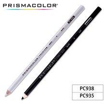 1/2pc prismacolor lápis colorido preto branco cores da pele profissional destaque esboço lápis grafite artista desenho mistura