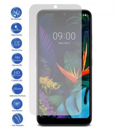 Protector De Pantalla Cristal Templado Vidrio 9H Premium Para LG Q60