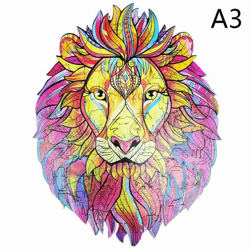 Lion A3