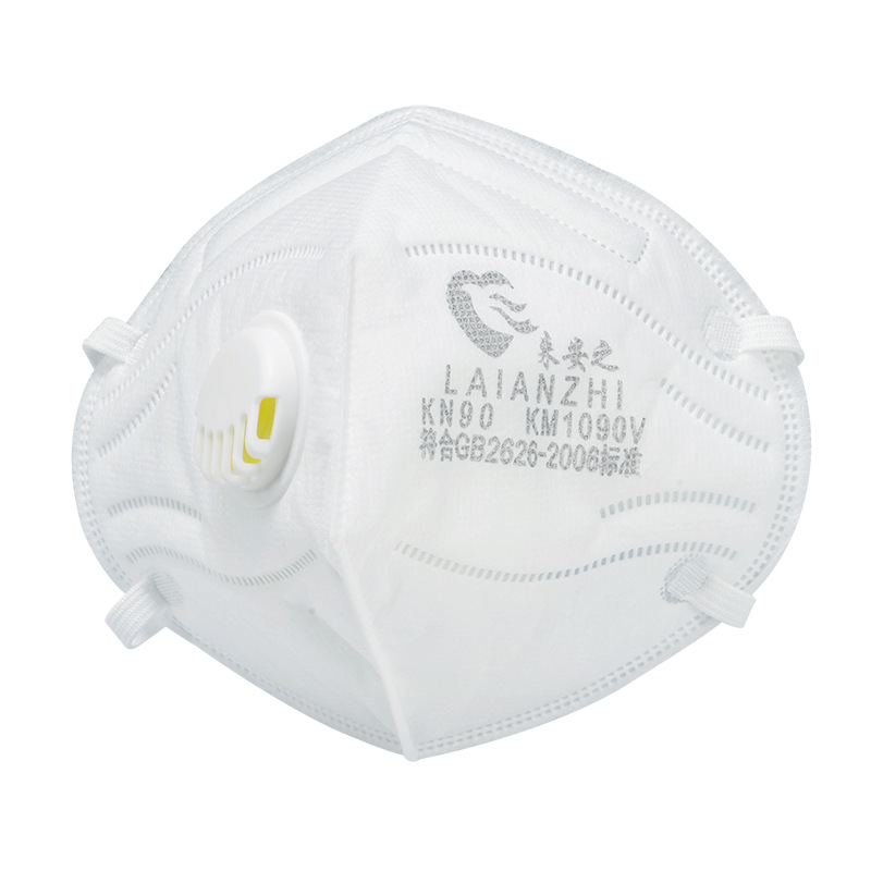 Manufacturers Direct Selling To Of KM1090V Face Mask Anti-Industrial Dust Particulate Matter Textile Riding Men And Women Dispos