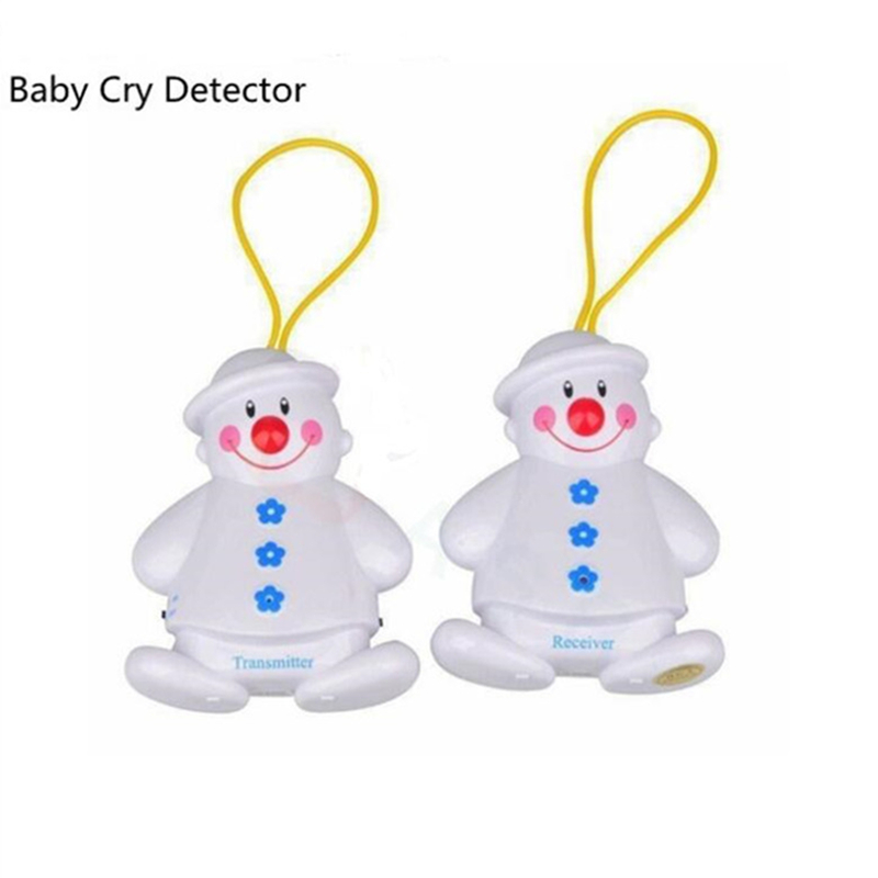 Clearance!!! Baby Bedding Sleeping Monitors Snowman Wireless Baby Cry Detector Watcher Alarm Reminder Infant&The Aged Safe Call