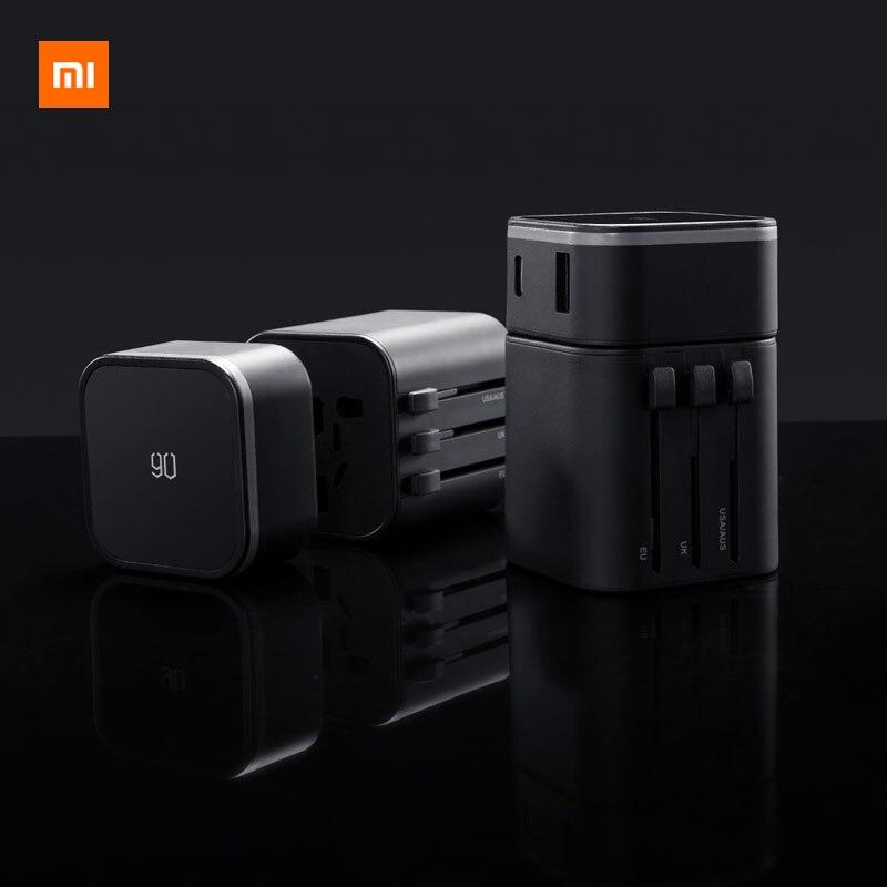 Xiaomi 90Fun Multi-function Conversion Plug Global Universal Multi-Function Plug Camping Accessories Travel Tool