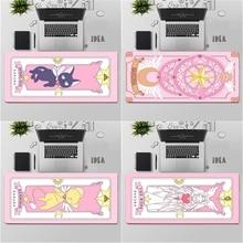 Maiya Anime Card Captor Sakura MousePads Computer Laptop Anime Mouse Mat Free Shipping Large Mouse Pad