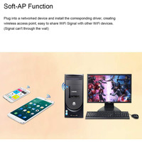 MINI Wireless Wifi USB Dongle Stick RT5370 150Mbps Wireless Network Card For Aura Hd MAG 250 254 255 260 270 275 Iptv OTT Box
