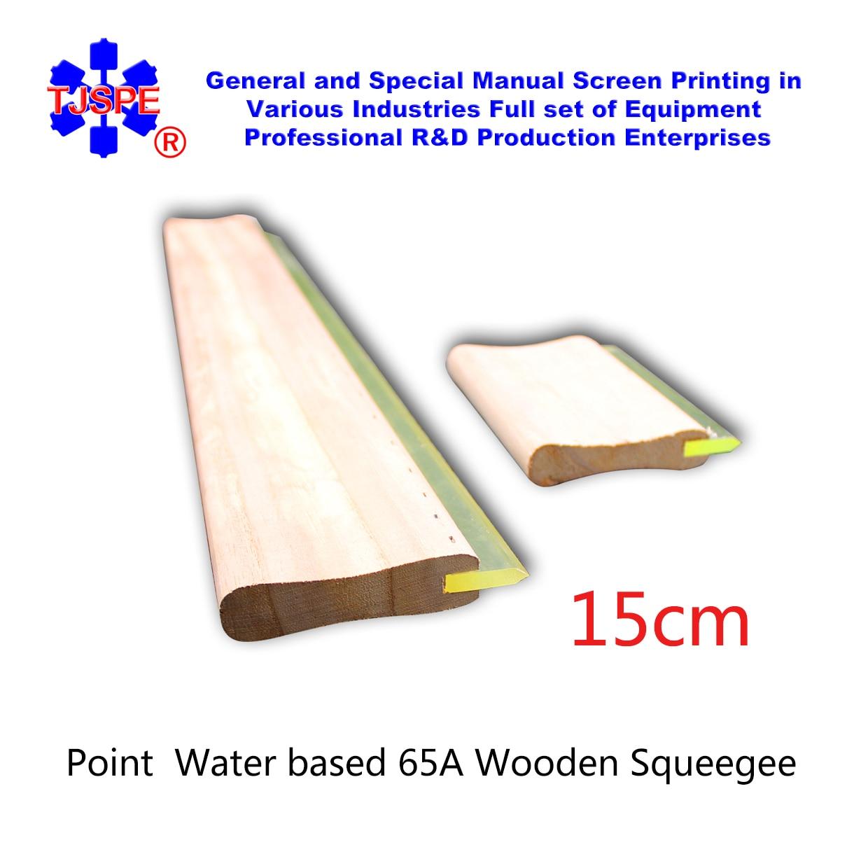 Point Screen Printing Squeegee Manual Screen Printing 15cm  65 Dero Water Based Squeegee