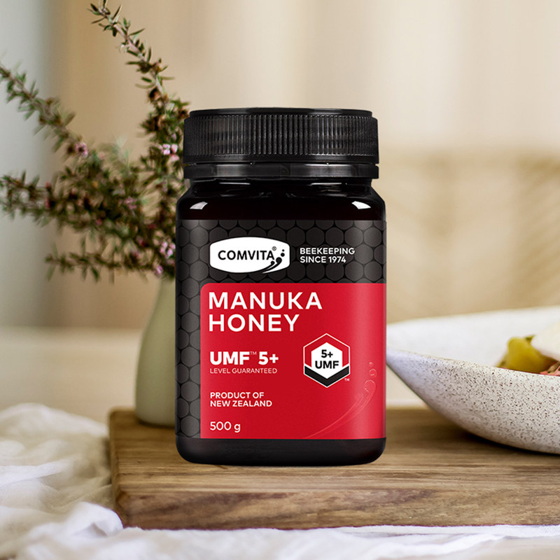 Comvita Manuka Honey UMF 5+ (3)
