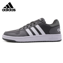 Original Adidas HOOPS 2.0 Mens Skateboarding Shoes Sneakers Outdoors Sports