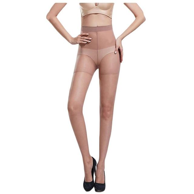 Female High-Elastic Tight Pantyhose Stockings Pantyhose Underwear Summer Fashion Solid Seamless Female Hosiery Pantyhose 2020 3