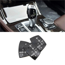 1:1 سيارة والعتاد لوحة ملصق ملصقات السيارات الداخلية اكسسوارات لسيارات BMW 1 3 5 سلسلة GT7 X1 X3 X5 X6 متر