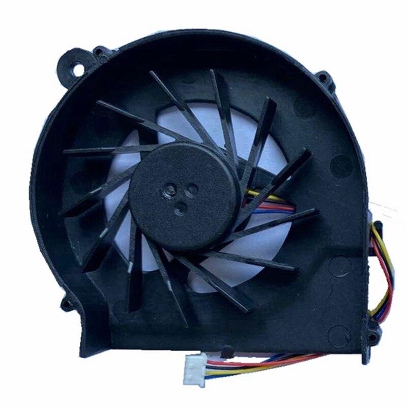 HP Service PN 646578-001 ADD49R12TP202BBD063 wangpeng Generic New Laptop Cooling Fan Compatible HP G42 G62 Compaq CQ42 CQ62 CQ42-100 CQ42-200