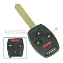 Дистанционный Автомобильный ключ N5F-A05TAA 3 кнопки с Panic 313,8 МГц для Honda 2012 2013 Civic Hybrid EX SI Accord Remtekey