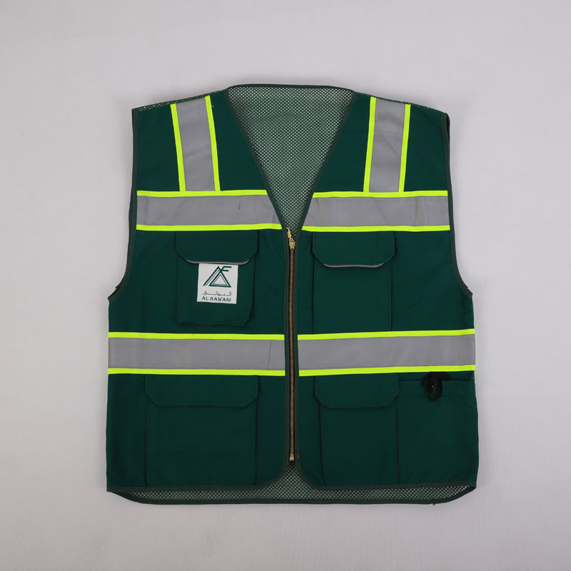 Manufacturers Direct Selling Reflective Waistcoat Reflective Vest Waistcoat Safe Protective Waistcoat Welcome To Buy