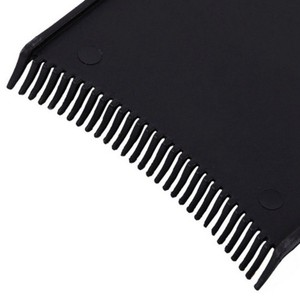 Image 5 - 1PC שחור מקצועי פלסטיק סלון שיער צביעת צביעה לוח צלחת למספרה מספרה עיצוב סטיילינג כלים אבזרים