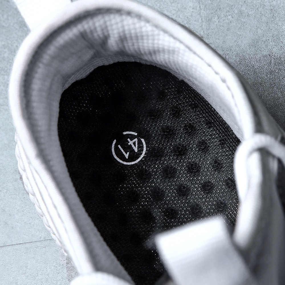 Męskie buty sportowe w dużych rozmiarach lekkie buty do biegania na świeżym powietrzu trampki czarne czerwone wygodne buty treningowe dla mężczyzn