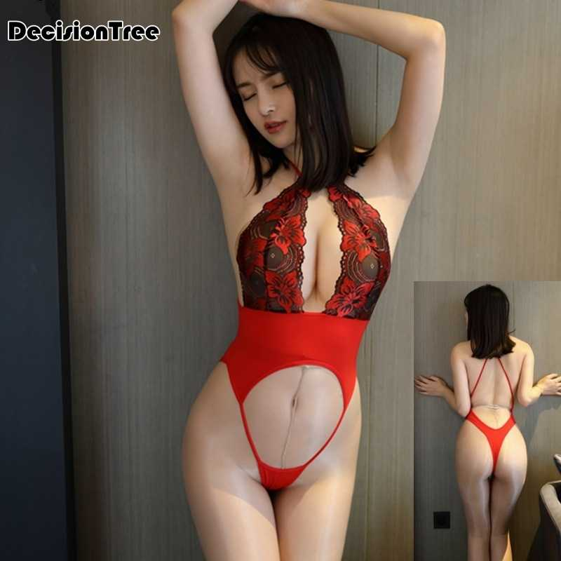 2020 japanese one piece cosplay swimsuit women sexy bodystocking latex sukumizu bodysuit sex erotic cosplay uniform hollow out