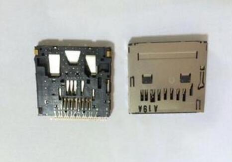 NEW Original SD Memory Card Slot Assembly For Sony RX100 A5000 A6000 SX20E NEX6 Camera Repair Parts
