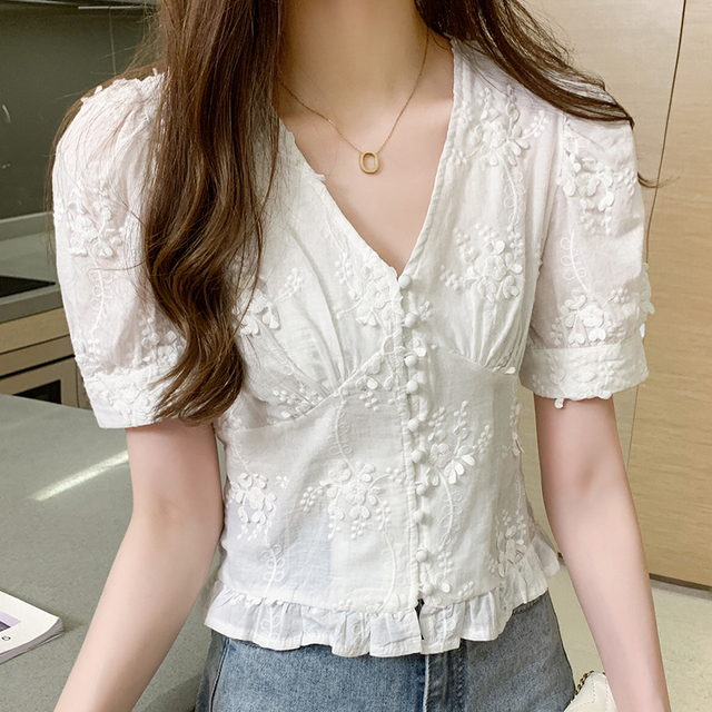 Lace Casual Top  3