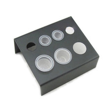 Bracket Cap-Holder Stainless-Steel Pigment Tattoo-Cup Black Stand Supply Professional