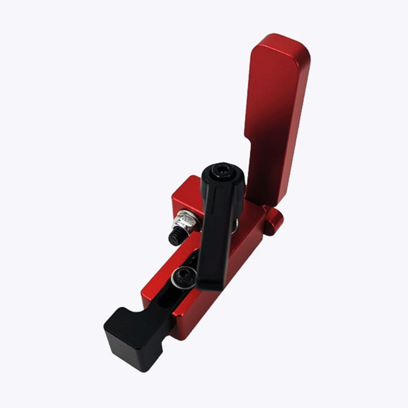 75mm Height T-tracks Stop Miter Gauge Table Saw T-Slot Stopper Woodworking Tool 40JE