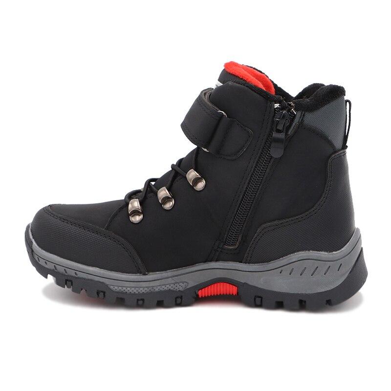pelucia manter quente sapatos de algodao criancas 02