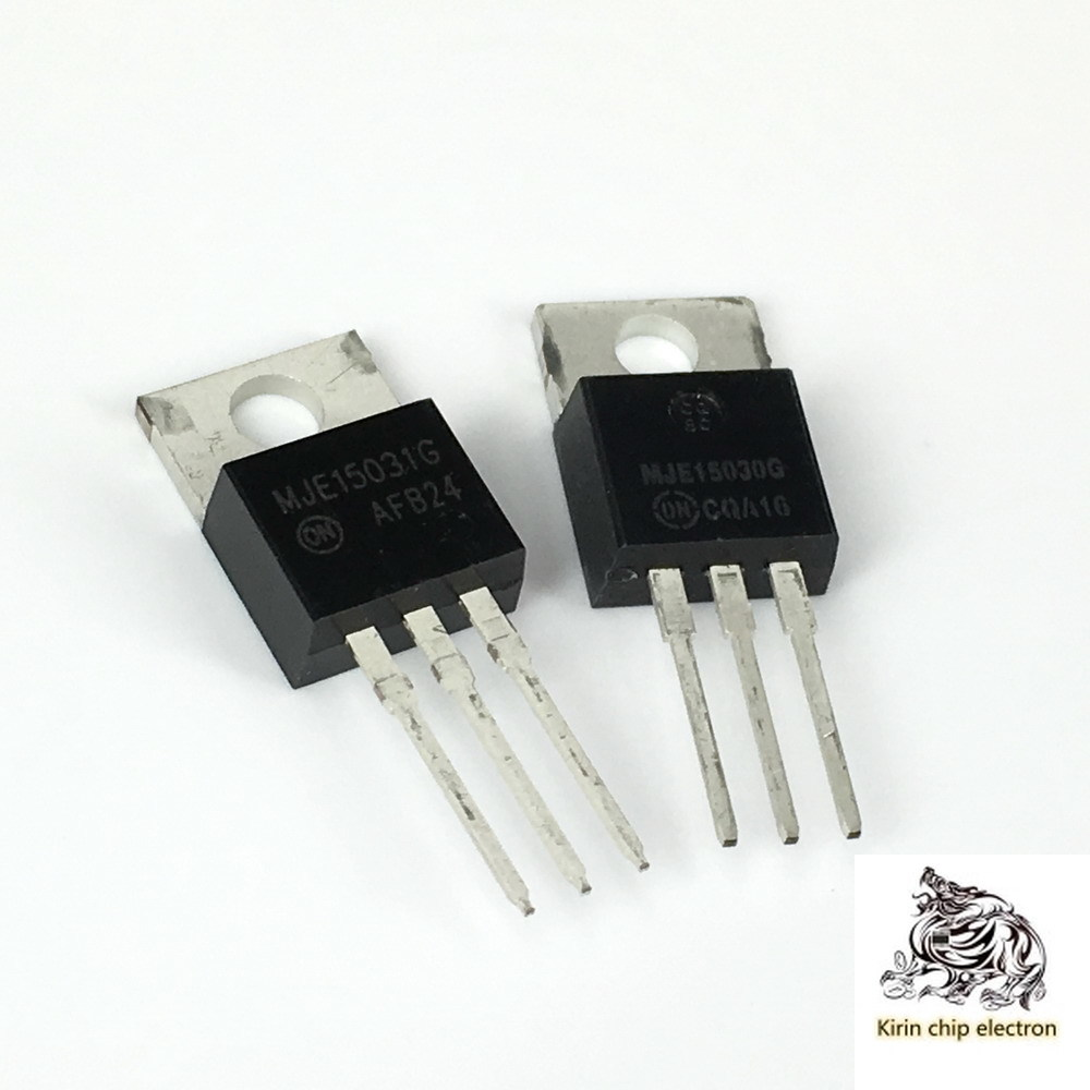 1PCS/LOT New Original MJE1 5030 TO-220MJE1 503 Audio Fever Power Pairing Tube (1 Pairs)