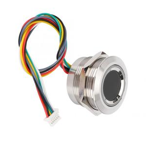 Image 2 - R503 แบบ Capacitive ลายนิ้วมือโมดูล 2 สีแหวนไฟแสดงสถานะ
