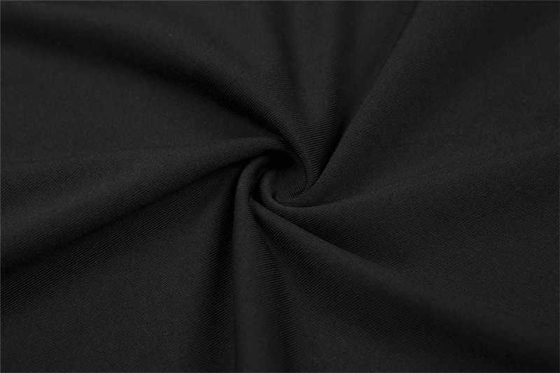 เซ็กซี่ Bodycon บอดี้สูทแขนยาวสแควร์คอเปิด Crotch Basic สีขาวสีดำสีแดง Overalls ผู้หญิง TOP