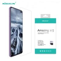 Para Xiaomi Poco X3 NFC X2 X3 X3 Pro de vidrio templado Nillkin H + PRO 0,2mm 2.5D Anti-explosión de la pantalla de cristal Protector para Poco F3 F2 Pro