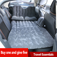 Car Inflatable Bed, Car Mattress, Car Rear Travel Bed, SUV Rear Seat, Sleep Cushion, Air Cushion, General Purpose
