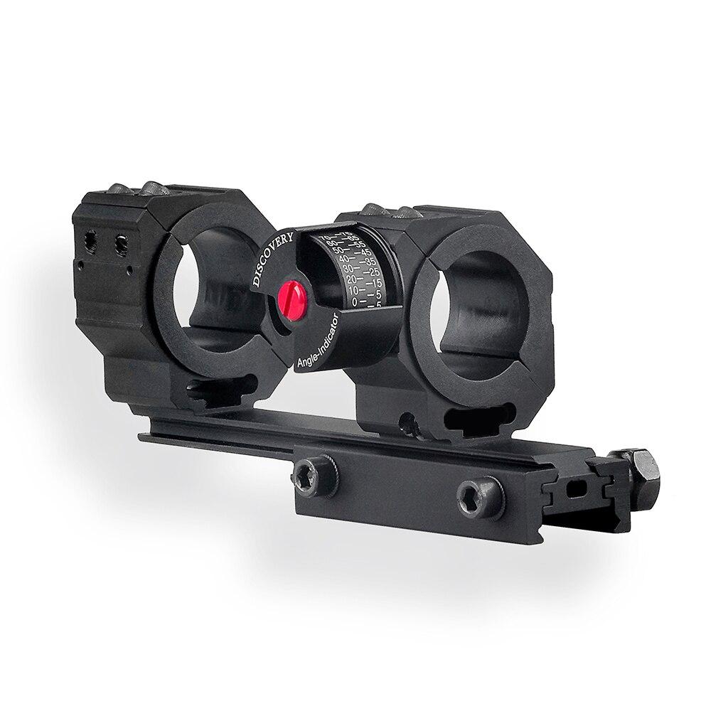 Réglable AK 47 fusil portée de fusil monture lunette de visée 11mm queue d'aronde 20mm Picatinny universel Tube Dia. 25.4mm 30mm 34mm découverte