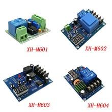 XH-M601 XH-M602 XH-M603 XH-M604 литий Батарея защита зарядных устройств переключатель на плате модуль контроллера DC 12V 3,7-120 V 24V 6-60V