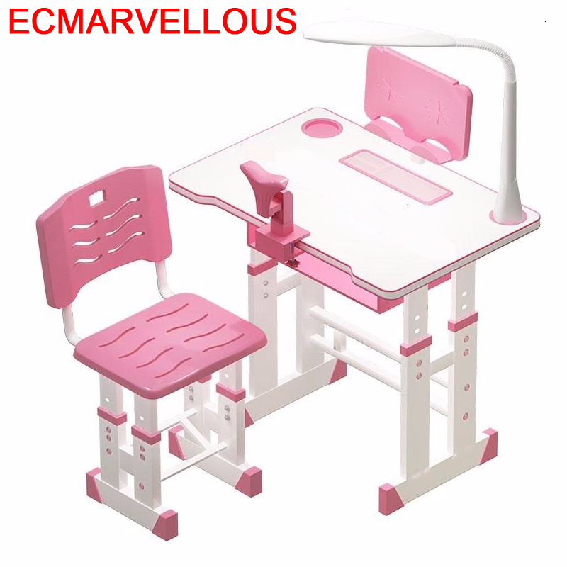 Cocuk Masasi Tavolo Per Tavolino Bambini Children And Chair Pupitre Adjustable Mesa Infantil Bureau For Enfant Kids Study Table