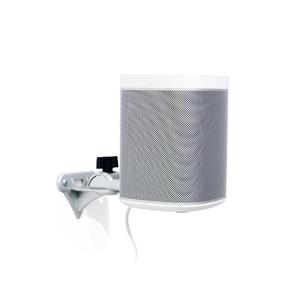 Image 5 - Adjustable Metal Speaker Holder Hanger for SONOS Play1 Smart Speaker Desktop Wall Speaker Holder for SONOS Play One