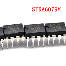 5pcs STRA6079M DIP 7 A6079M DIP7 STR A6079M A6079 DIP novo original