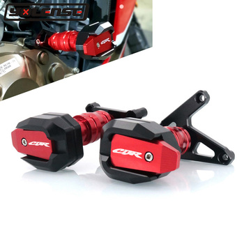 For HONDA CBR650F CBR 650F 2014 2015 2016 2017 2018 Motorcycle Falling Protection Frame Slider Fairing Guard Crash Pad Protector