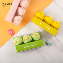 Imagic Puff Makeup Sponge Kecantikan Foundation Cair Wajah Dasar Alat Rias Profesional Make Up Sponge Puff(China)