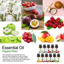 Lime Mango 10ml Water-soluble Flower Fruit Essential Oil For Aromatherapy Organic Essential Oil Relieve Body Stress Skin Care цена и фото