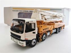 1/38 Isuzu 52M concrete pump truck  model car