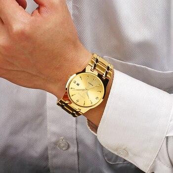 WWOOR Luxury Wrist Watch Men