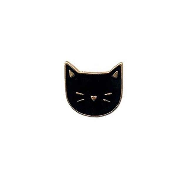 Spine Fashion Avenue 10 Stili Cat Forma della Pianta Gli Uomini e Le Donne Mini Spilla Da Sposa Da Sposa Spilli del Regalo Dei Monili Per Il Partito