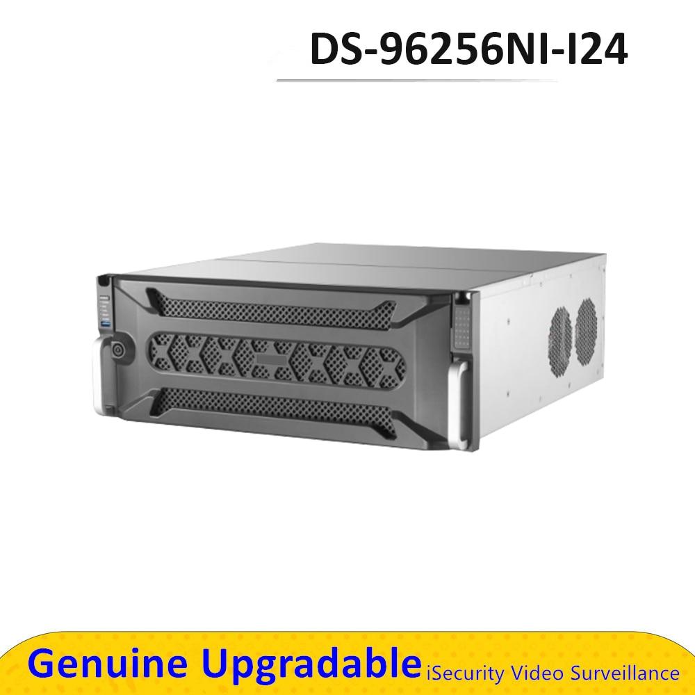 Hik 256CH 4U 4K Super NVR 24 Ports SATA RAID 0, 1, 5, 6, 10 et N + 1 caméra de comptage de personnes de rechange chaude ANPR fisheye