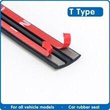 Automobie Rubber Strip Rand Afdichting Strips Auto Dak Voorruit Kit Protector Seal Strip Geluidsisolatie Venster Afdichtingen Voor