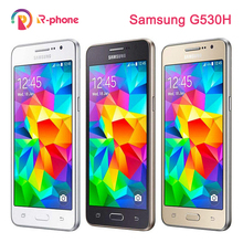 Original Samsung Galaxy Grand Prime G530H 3G Unlocked Dual Sim Mobile Phone 8GB Rom Wifi 5.0