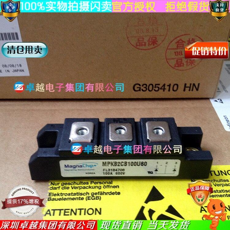 Fast recovery diode MPKB2CB100U60 DAC2F100P6S 100A 600V--ZYQJ