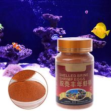 Fish-Thank-Supplies Shrimp-Shelled-Eggs Brine Aquarium Nutrition Food-Feeding C42 Healthy