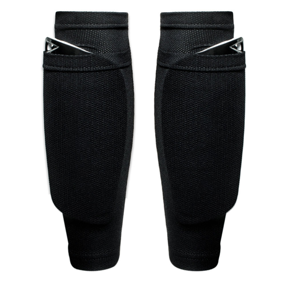 1 Pair Football Games Soccer Leggings Support Socks Sleeves Adults Kids Shin Guard Training Band Brace Sports Safety Outdoor