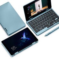 One Netbook One Mix 1S+ Yoga Pocket Laptop M3 8100Y MINI PC 7 inch IPS 1920*1200 Touch Screen Win10 8GB RAM 256GB SSD